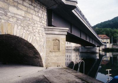 Rheinbrücke Kaiserstuhl