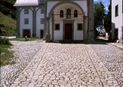 Kapelle Hospenthal