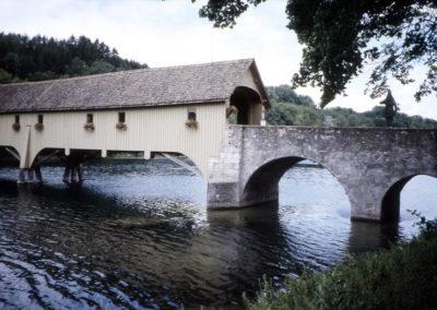 Rheinbrücke Rheinau
